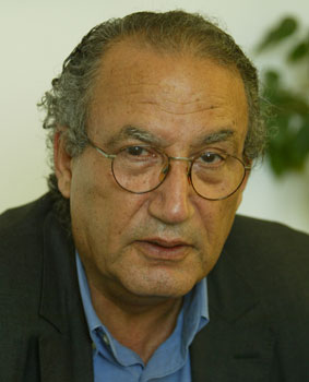 Dr. el Sarraj, Founder of Gaza Community Mental Health Programme