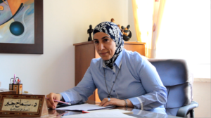 Samah Jabr, psychiatrist, East Jerusalem.